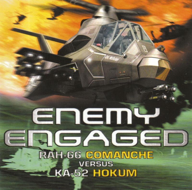 Enemy Engaged: RAH-66 Comanche versus Ka-52 Hokum Windows Other Jewel Case - Front