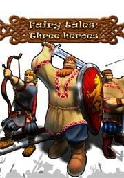 Fairy Tales: Three Heroes Windows Front Cover