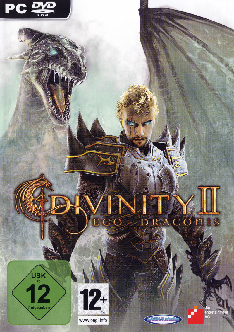 Divinity II: Ego Draconis (Collector's Edition) Windows Other Keep Case - Front