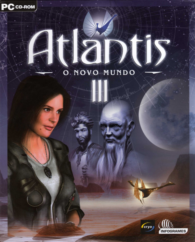 Beyond Atlantis II Windows Front Cover
