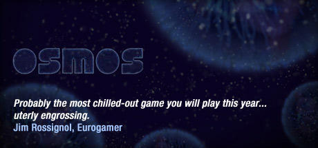 Osmos Linux Front Cover