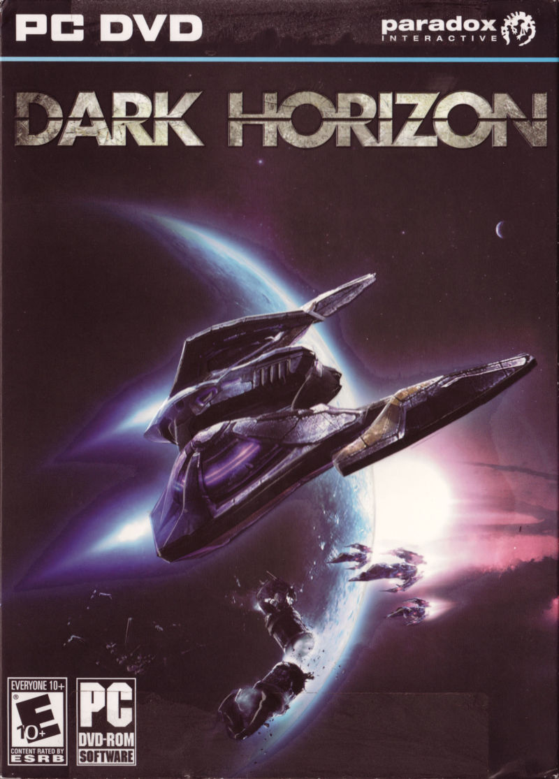 Dark Horizon Windows Front Cover