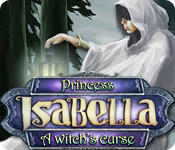 Princess Isabella: A Witch's Curse Windows Front Cover