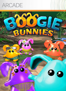 Boogie Bunnies Xbox 360 Front Cover