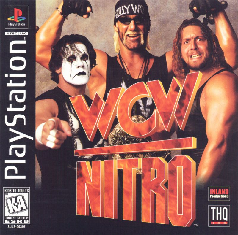 wcw nitro review playstation