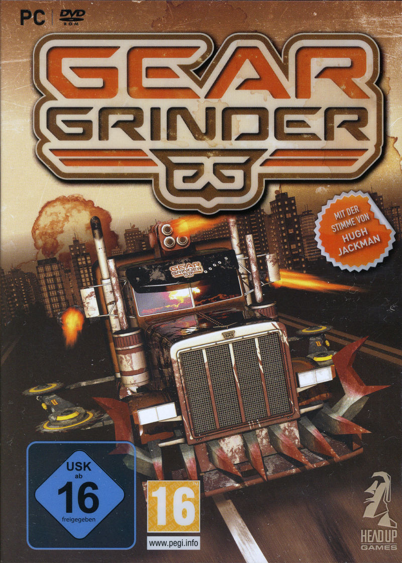 GearGrinder Windows Front Cover