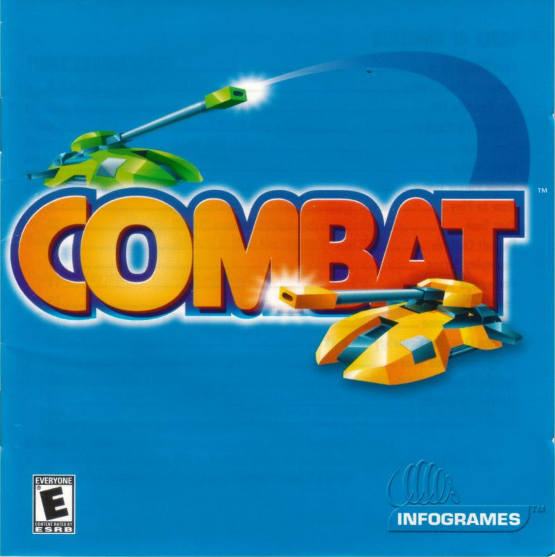 Combat Windows Front Cover