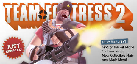 Team Fortress 2 Windows Front Cover August 13, 2009 update.