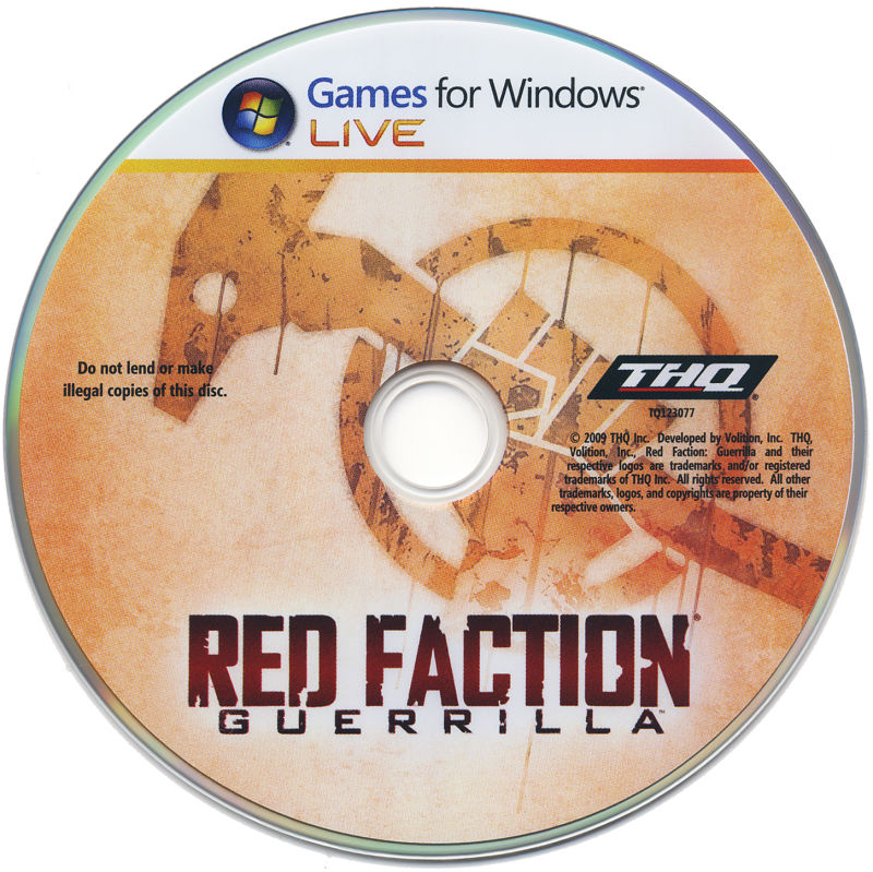 Red Faction: Guerrilla Windows Media