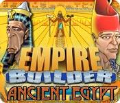Empire Builder: Ancient Egypt Windows Front Cover