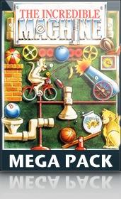 The Incredible Machine Mega Pack Windows Front Cover