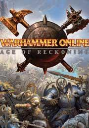 Warhammer Online: Age of Reckoning Macintosh Front Cover