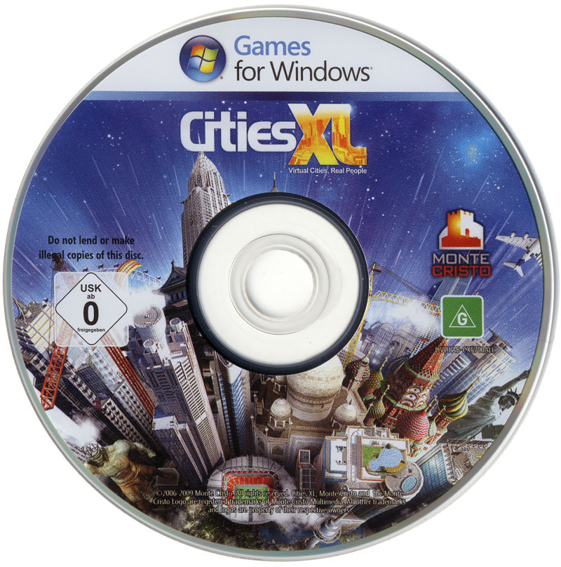 Cities XL (Limited Edition) Windows Media