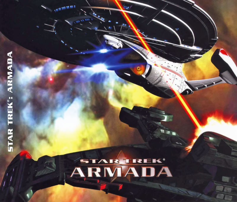 Star Trek: Armada Windows Other Jewel Case - Front