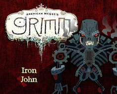 American McGee's Grimm: Iron John Windows Front Cover