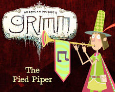 American McGee's Grimm: The Pied Piper Windows Front Cover