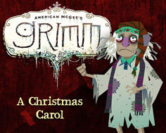 American McGee's Grimm: A Christmas Carol Windows Front Cover
