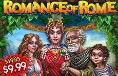 Romance of Rome Macintosh Front Cover