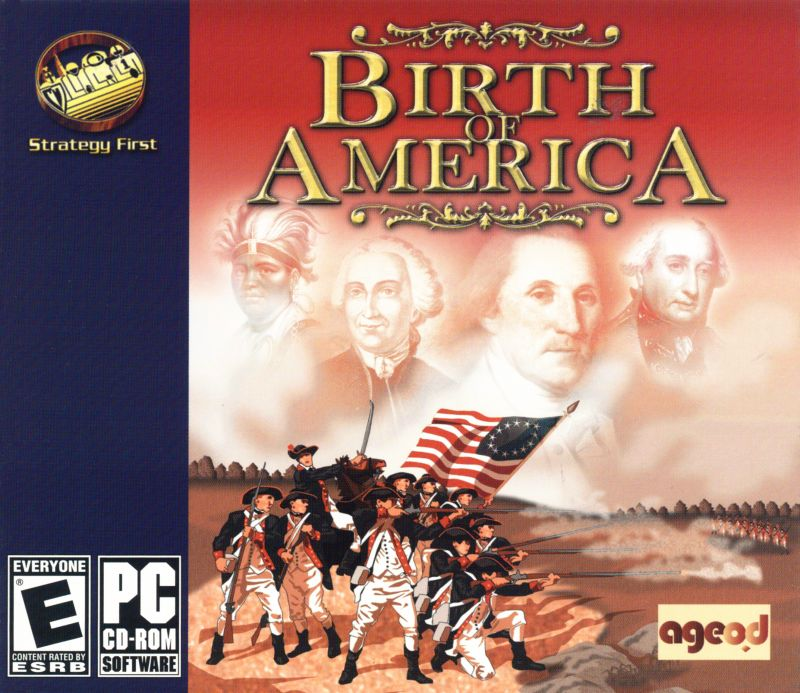 Birth of America Windows Front Cover
