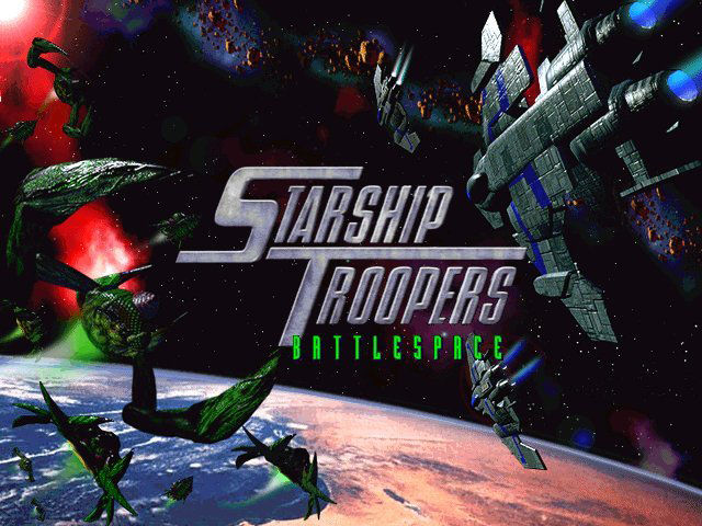 Starship Troopers: Battlespace Windows Front Cover