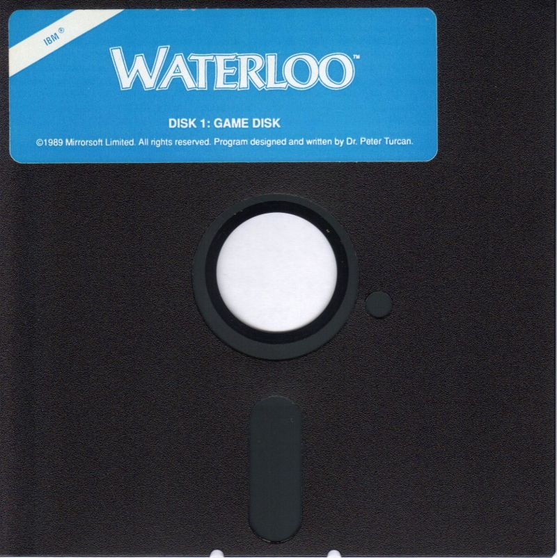 Waterloo DOS Media Disk 1 Data Disk
