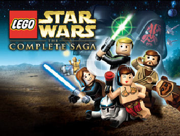 LEGO Star Wars: The Complete Saga Windows Front Cover