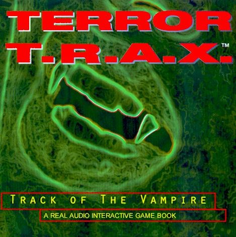 Terror T.R.A.X.: Track of the Vampire Browser Front Cover