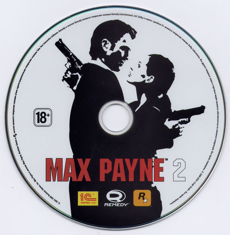 Max Payne 2: The Fall of Max Payne Windows Media