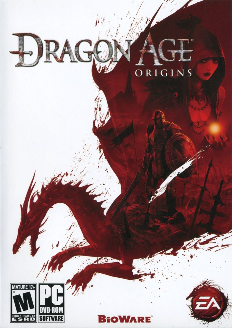 Dragon Age: Origins Windows Front Cover