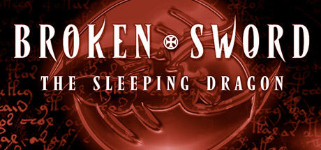 Broken Sword: The Sleeping Dragon Windows Front Cover