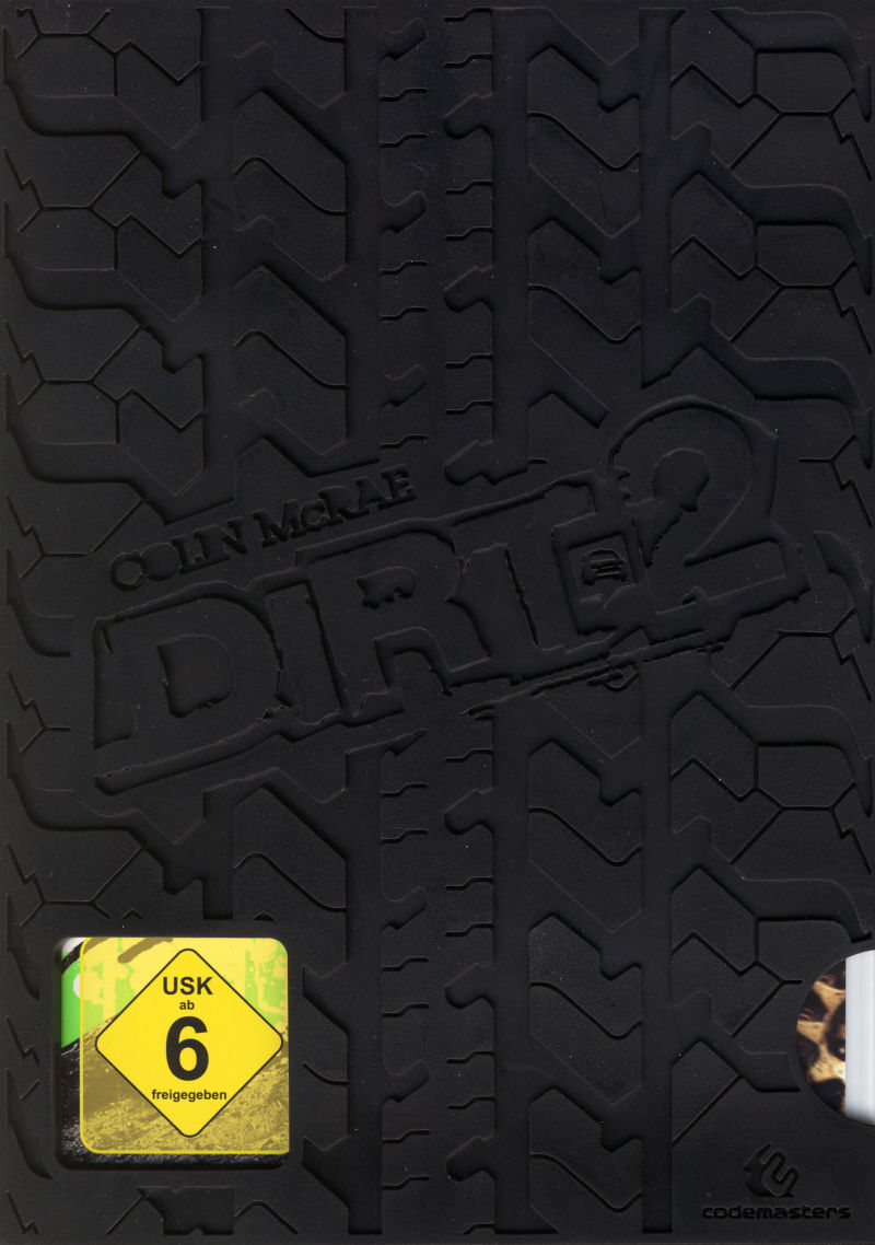 Colin McRae: DiRT 2 (Special Edition) Windows Other Slipcase - Front