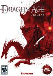 Dragon Age: Origins Macintosh Front Cover