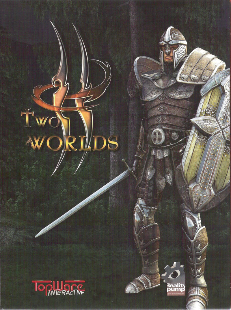 Two Worlds: Game of the Year Edition Windows Other Digipak Outside Right