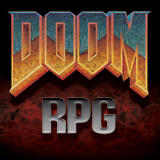 DOOM RPG BlackBerry Front Cover