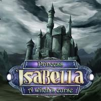 Princess Isabella: A Witch's Curse Macintosh Front Cover
