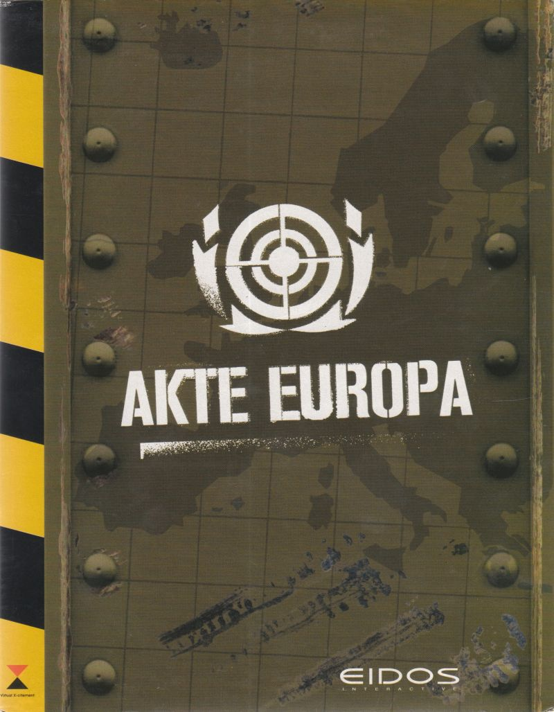 Akte Europa Windows Front Cover