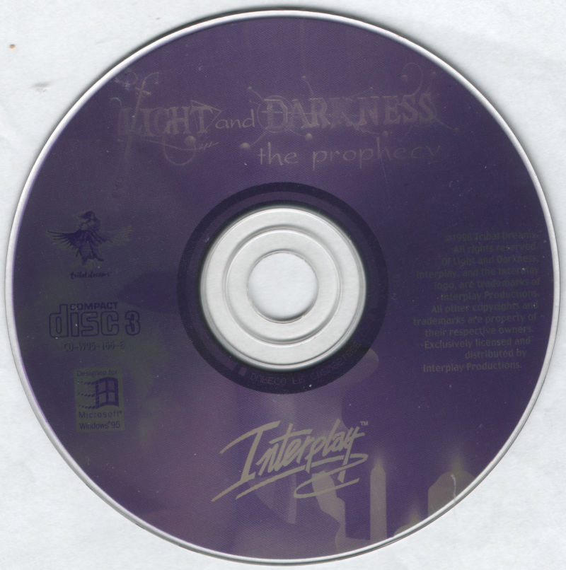 Of Light and Darkness: The Prophecy Windows Media Disc 3/3