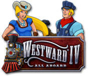 Westward IV: All Aboard Windows Front Cover