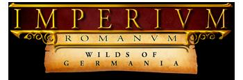 Imperium Romanum: Wilds of Germania Windows Front Cover English version