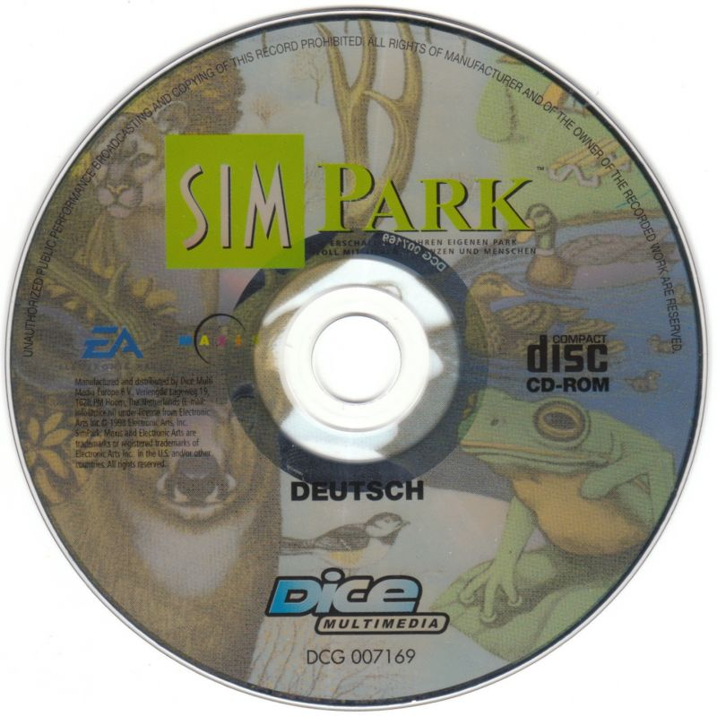 SimPark Windows Media