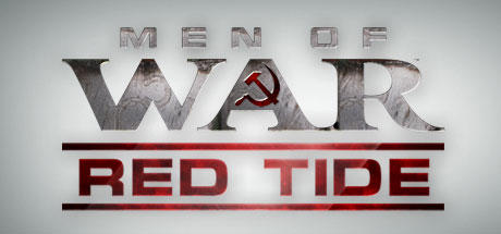 Men of War: Red Tide Windows Front Cover