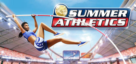 Summer Athletics: The Ultimate Challenge Windows Front Cover