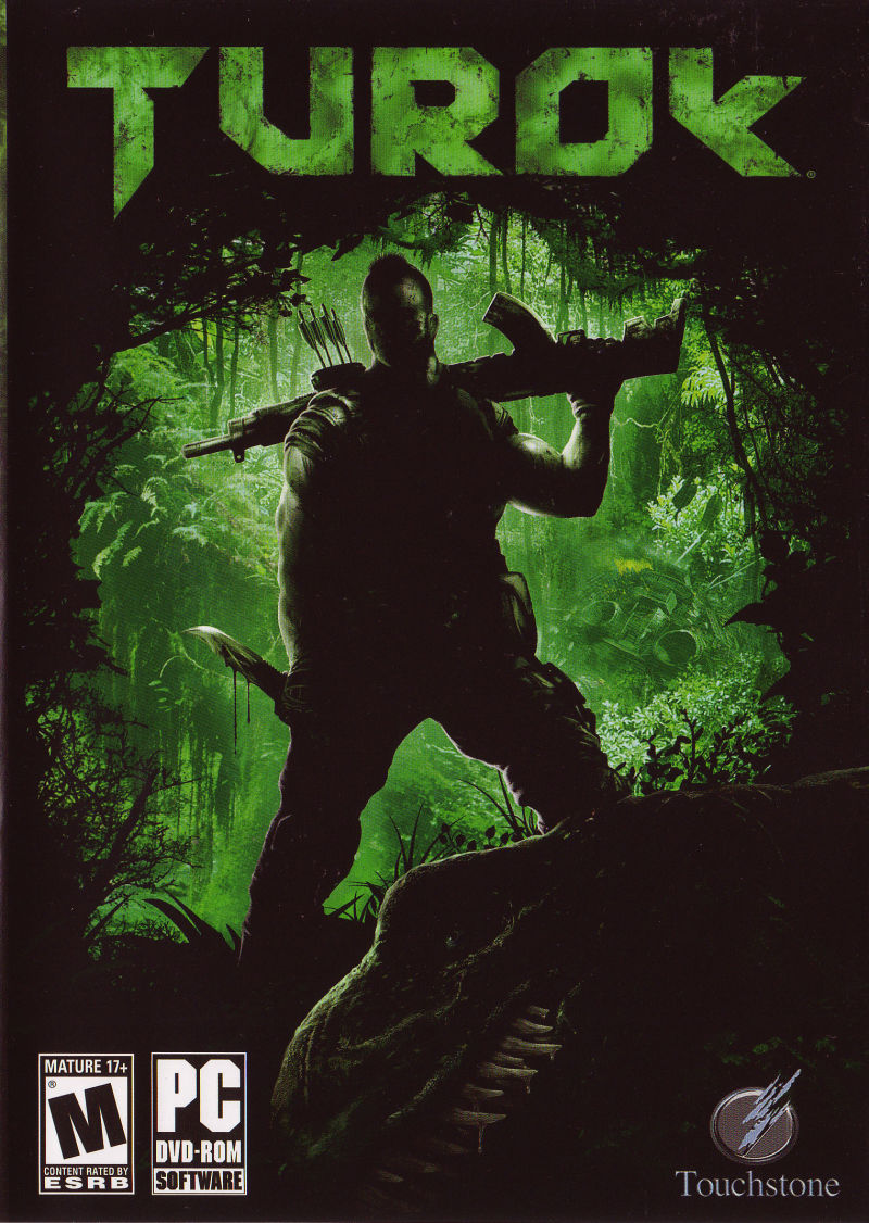 Turok Windows Front Cover