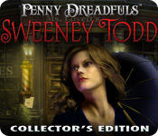 Penny Dreadfuls: Sweeney Todd (Special Edition) Macintosh Front Cover