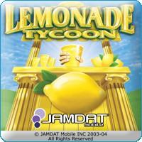 Lemonade Tycoon Windows Front Cover Reflexive Arcade release