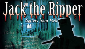 Jack the Ripper: Letters from Hell Windows Front Cover