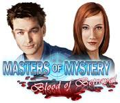Masters of Mystery: Blood of Betrayal Windows Front Cover