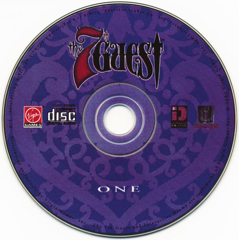 The 7th Guest (Special Edition) DOS Media Disc 1