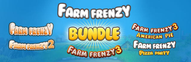 Farm Frenzy Pack Windows Front Cover
