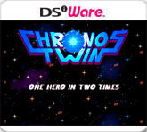Chronos Twin Nintendo DSi Front Cover